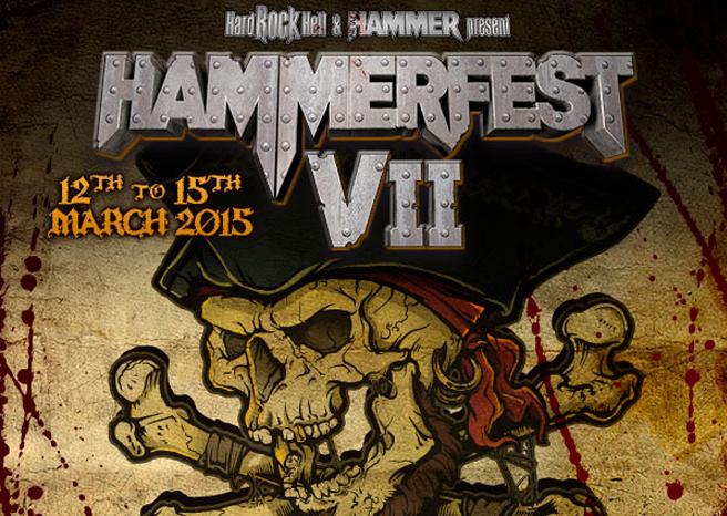 Hammerfest 7 announces Kamelot, Orange Goblin, Elvenking