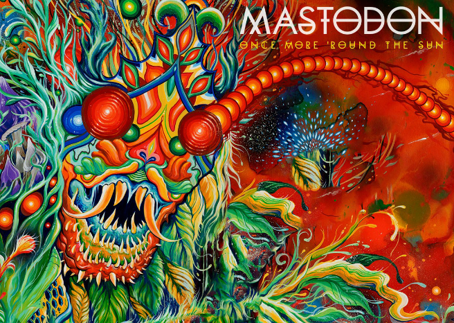 Review: Mastodon – Once More 'Round The Sun