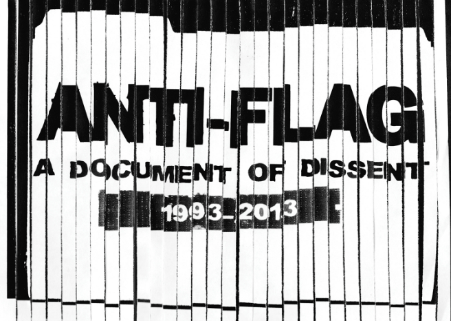 Review: Anti-Flag – A Document of Dissent: 1993-2013