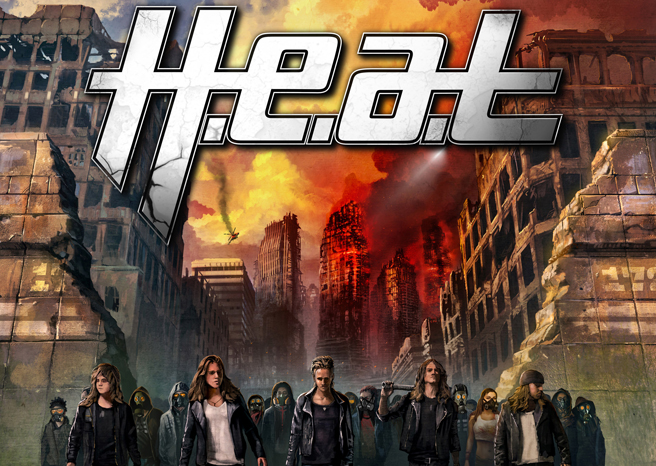 Review: H.E.A.T. – Tearing Down The Walls