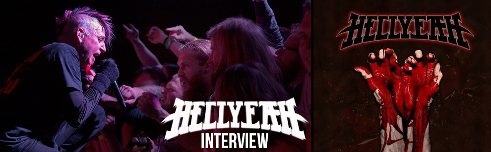 Interview with HELLYEAH