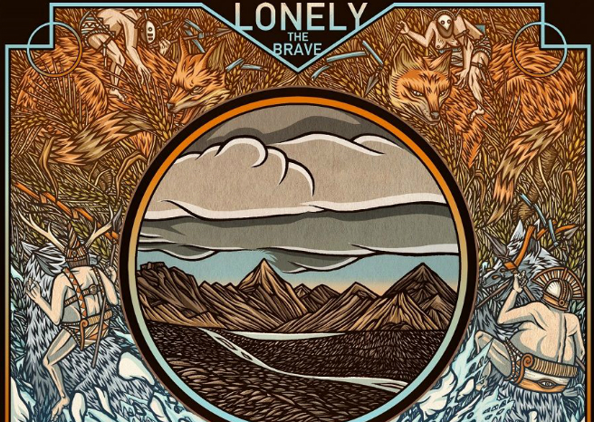 Review: Lonely The Brave – The Day's War