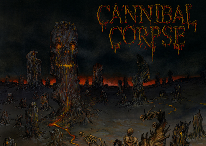 Review: Cannibal Corpse – A Skeletal Domain
