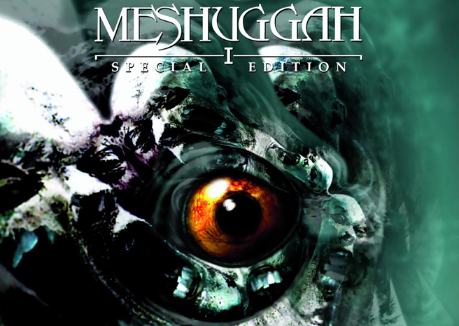 Review: Meshuggah – I (Special Edition)
