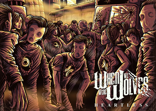 Review: When We Were Wolves – Heartless