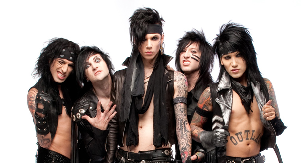 Black Veil Brides announce intimate one-off London show for 2015
