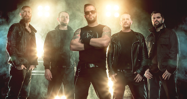 DIABLO BLVD sign to Nuclear Blast. New album to be released in January.