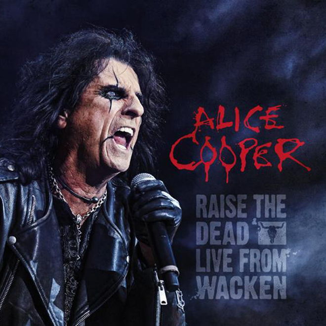 Review: Alice Cooper – Raise the Dead, Live at Wacken