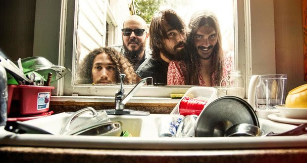 Crobot Now Streaming New Album 'Something Supernatural' In Full Over On Yahoo Music!