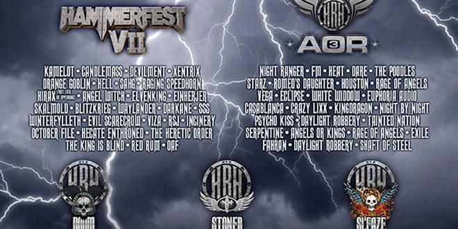 Hammerfest announces more Metal!