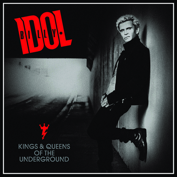 Review: Billy Idol – Kings & Queens of the Underground
