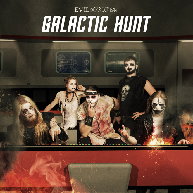 Review: Evil Scarecrow – Galactic  Hunt