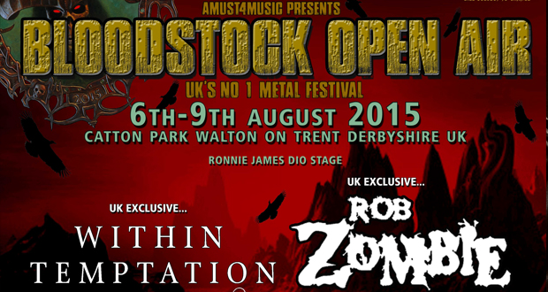 Find the fireworks and win BLOODSTOCK tickets!