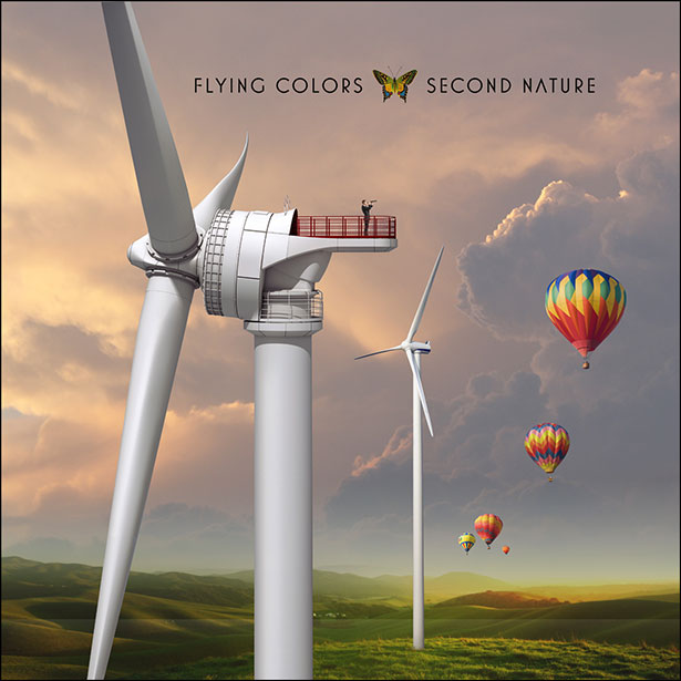 Review: Flying Colors – Second Nature