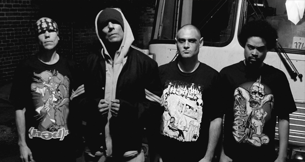 (hed) PE hit the road with Skindred