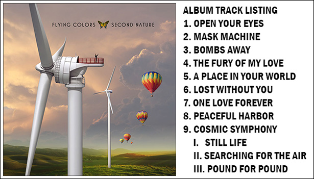 flying colors tracks