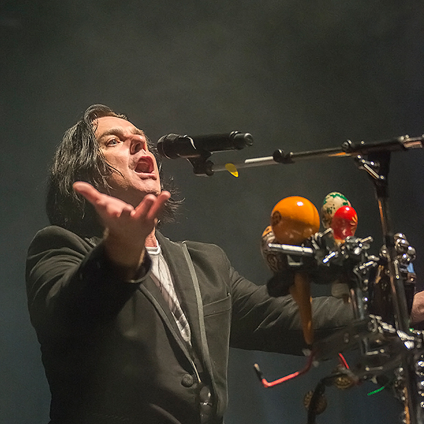 Live Review: Marillion at Leamington Assembly