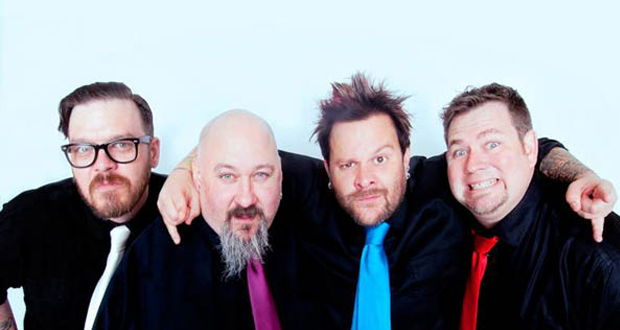 Bowling For Soup Shock Fans with Surprise Release of New Album 'Drunk Dynasty'