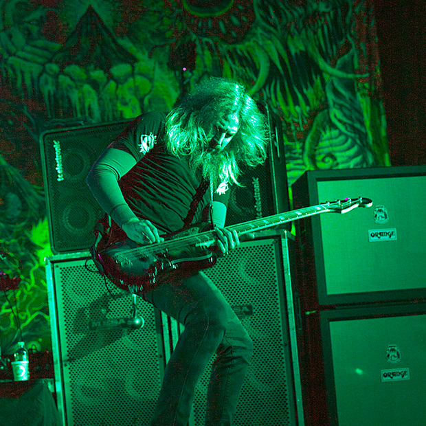 Live Review: Mastodon, with support from Big Business & Krokodil at the Birmingham O2 Academy