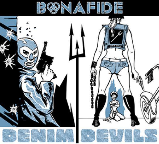 Review: Bonafide – Denim Devils