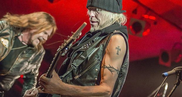 Live Review: Michael Schenker's Temple of Rock, Robin 2 Bilston