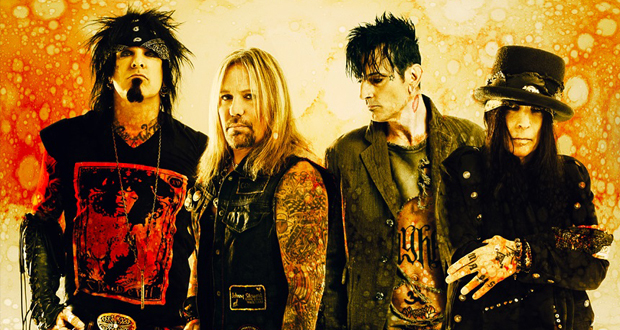 Motley Crue return and blow-up their contract
