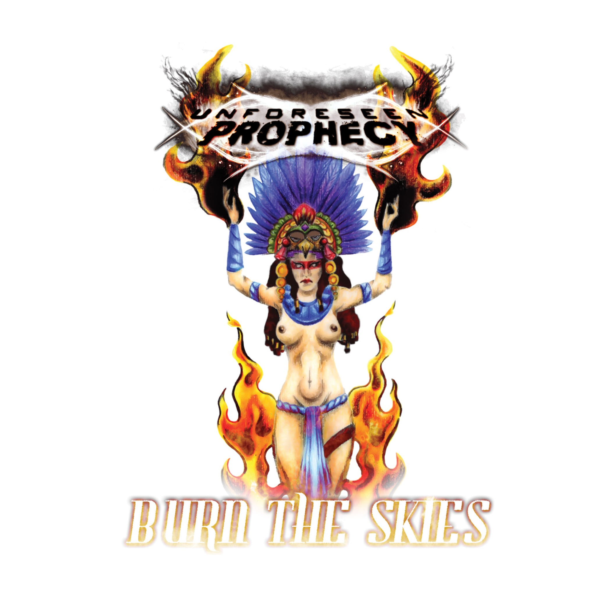 Review: Unforeseen Prophecy – Burn The Skies