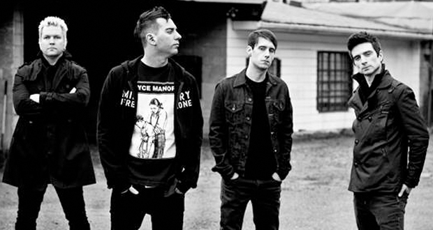 Anti-Flag release lyric video for 'Sky is Falling'