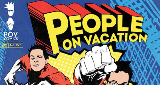 People On Vacation reveal video for 'Don't Ask The Question'