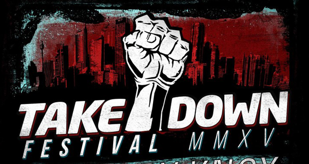 Heart of a Coward, Arcane Roots & more for Takedown Festival 2015!