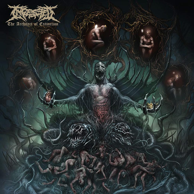 Review: Ingested – Architect Of Extinction