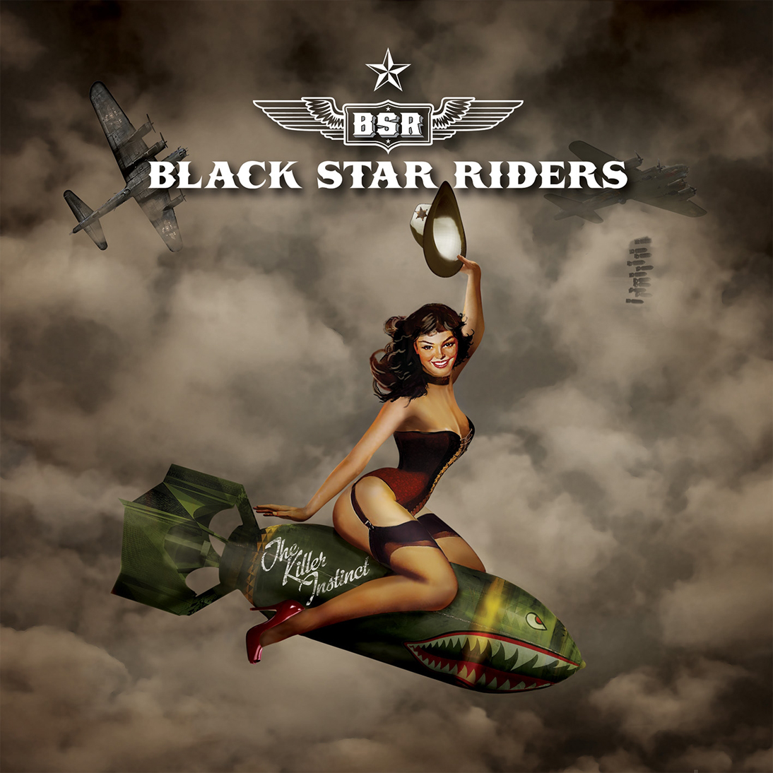 Review: Black Star Riders  – The Killer Instinct