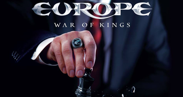 Europe to release 10th studio album + UK Tour Dates