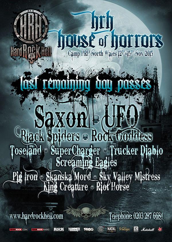 HRH 9 Poster