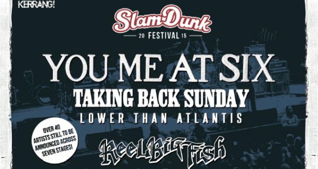 Slam Dunk Festival: First Announcement