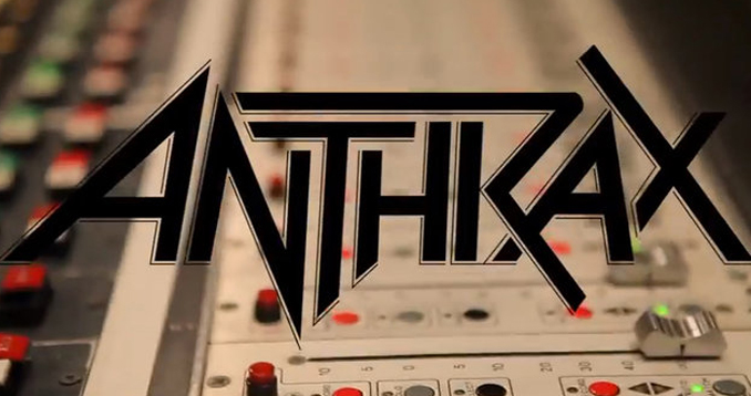 Anthrax News: Band Posts New Trailer From The Studio!