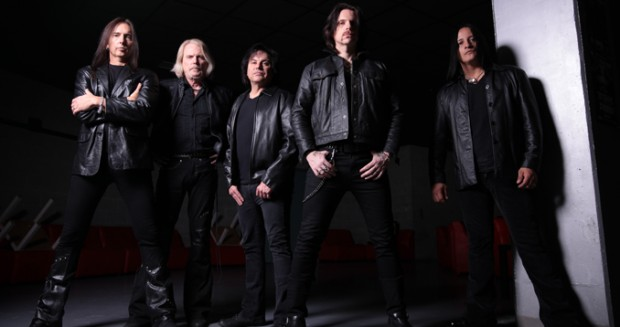 Black Star Riders release single 'Soldierstown' ahead of UK Tour.