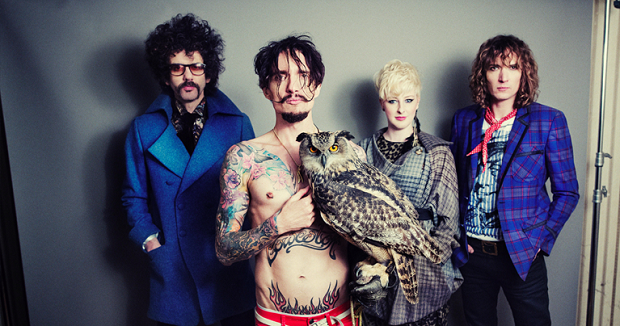 The Darkness reveal new track 'Barbarian' plus new album info