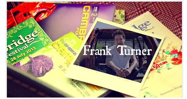 Cambridge Folk Festival: Frank Turner and Wilko Johnson among first names announced