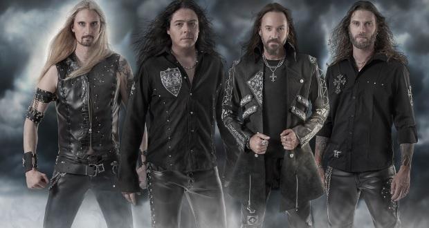 Hammerfall announce European tour Special Guests