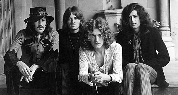 Led Zeppelin reveal an unreleased song from BBC sessions