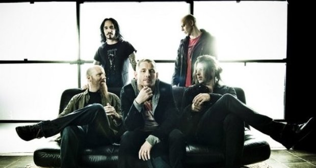 Stone Sour release Metal Church cover 'The Dark'