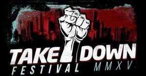 Takedown logo