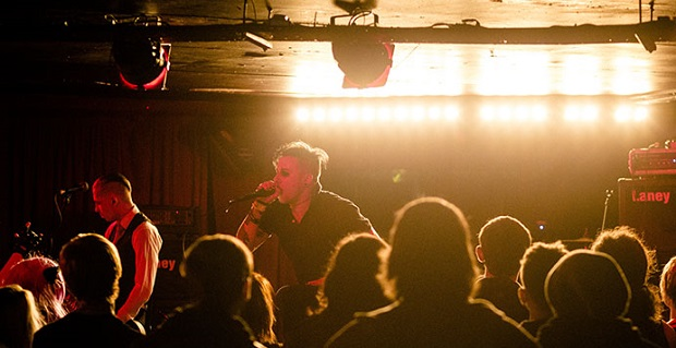 Live Review: Ashestoangels & 48 Hours, Think Tank, Newcastle