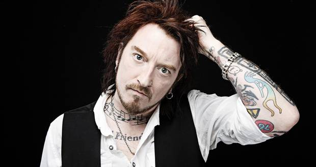 Live Review: Ginger Wildheart, Eastwood Park Theatre, Glasgow