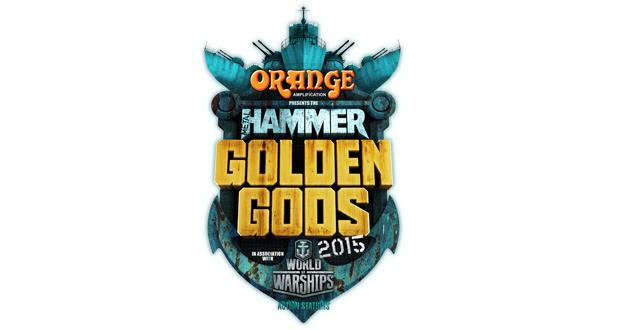 Golden Gods 2015