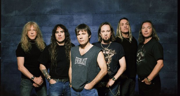 Iron Maiden announced as headline act for Download Festival