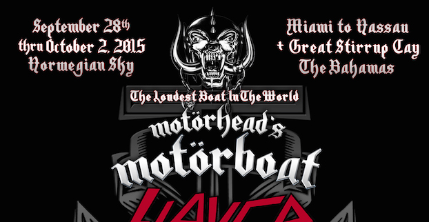Motorhead's Motorboat 2nd annual line-up announced
