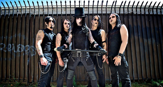 Wednesday 13 lives out his own funeral in the video for 'Condolences'