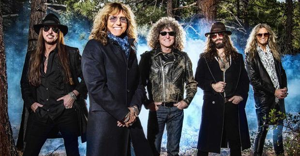 Whitesnake Return with The Purple Album